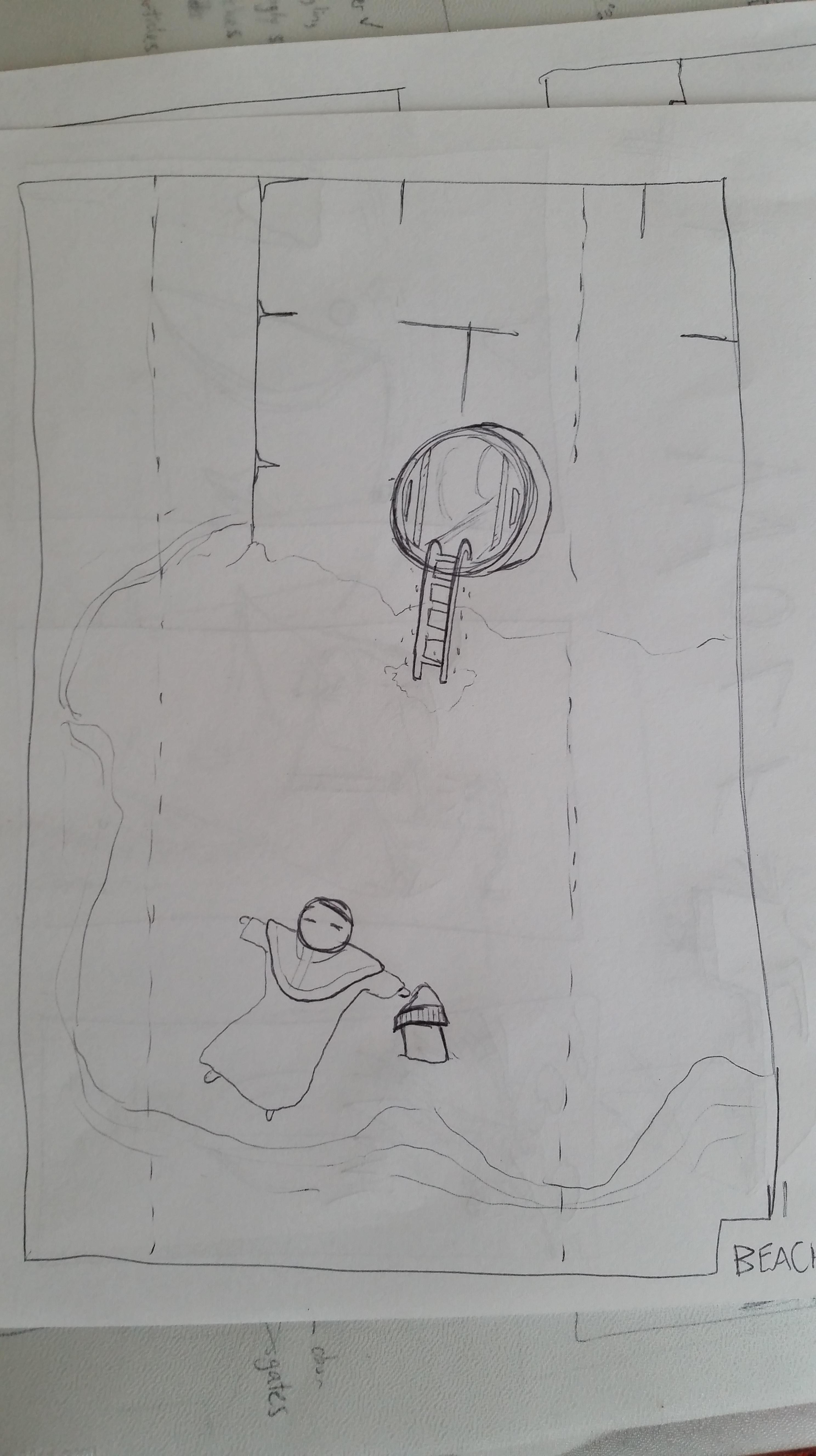 Cutscene-Sketch